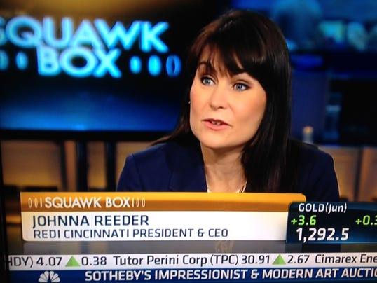 Reeder CNBC