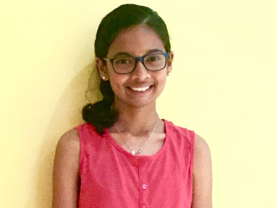 Dhyana Mishra of West Melbourne will compete in the