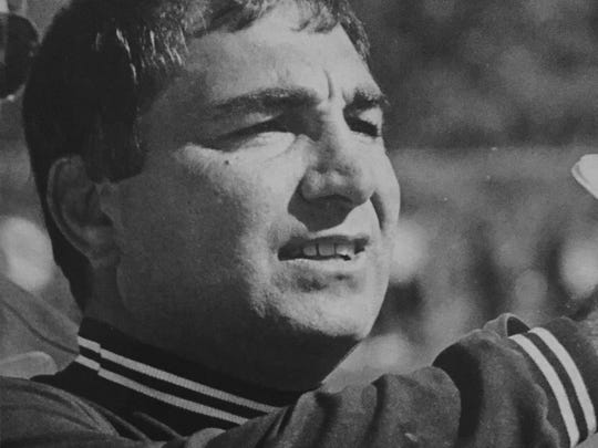 Toms River South coach Chip LaBarca Sr. guided the Indians to South Group III titles in 1983 and 1991.