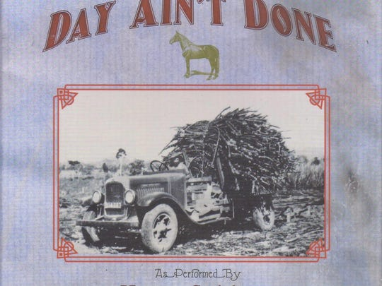 """""""Day Ain't Done"""" is Kevin Sekhani's new release on Louisiana Red Hot Records."""