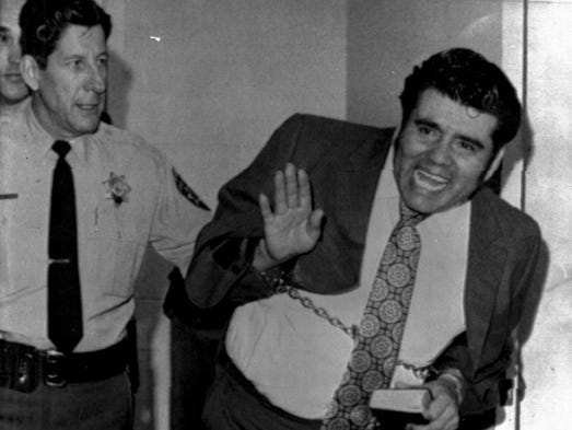 Juan Corona was convicted of the 1971 murders of 25