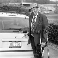 Greenville Roots: Clayton 'Peg Leg' Bates