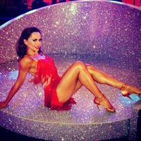 Karina Smirnoff leads Dancing Pros: Live! into the Lakeland Center on February 17th!