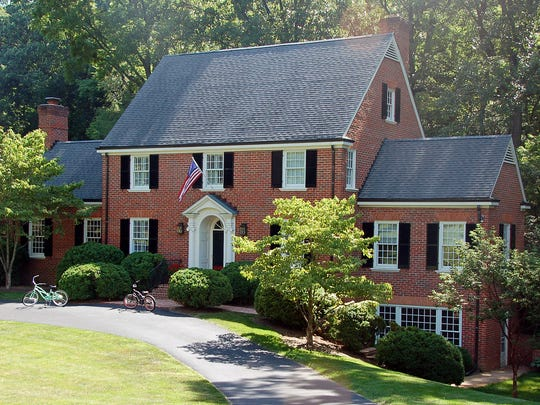 1421 Dogwood Road in Staunton. Tad and Kristie Shuey,