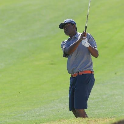Pepperdine star in desert after PGA Tour start last week