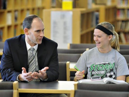 Sauk Rapids' Martens wins honor