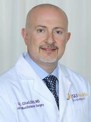 Dr. G. E. Ghali