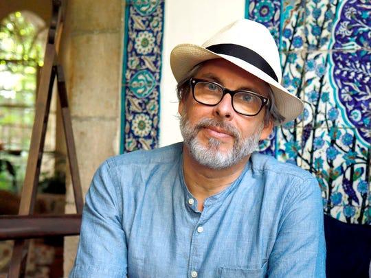 Novelist Michael Chabon will be at an opening night dessert reception of the JCC Lane Dworkin Jewish Book Festival.