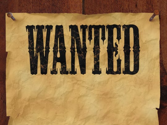 Mansfield's Most Wanted is a weekly feature.