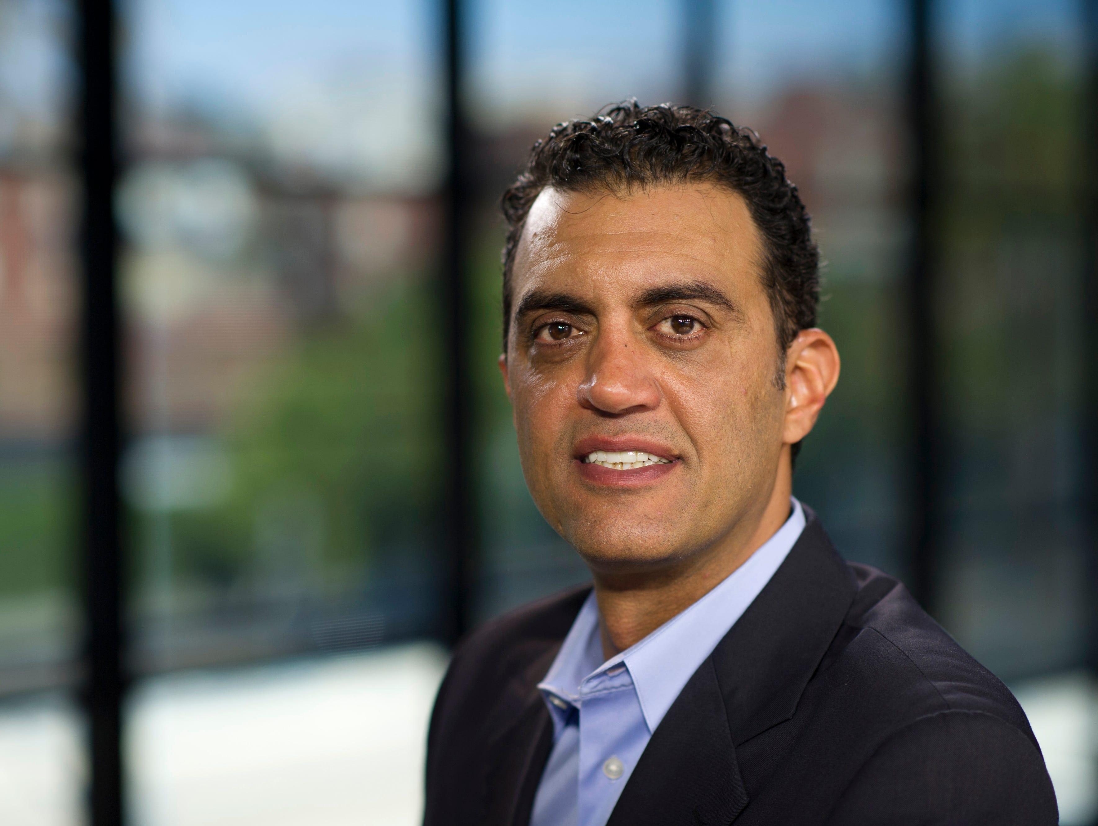 Emil Michael, senior vice president of business for Uber.