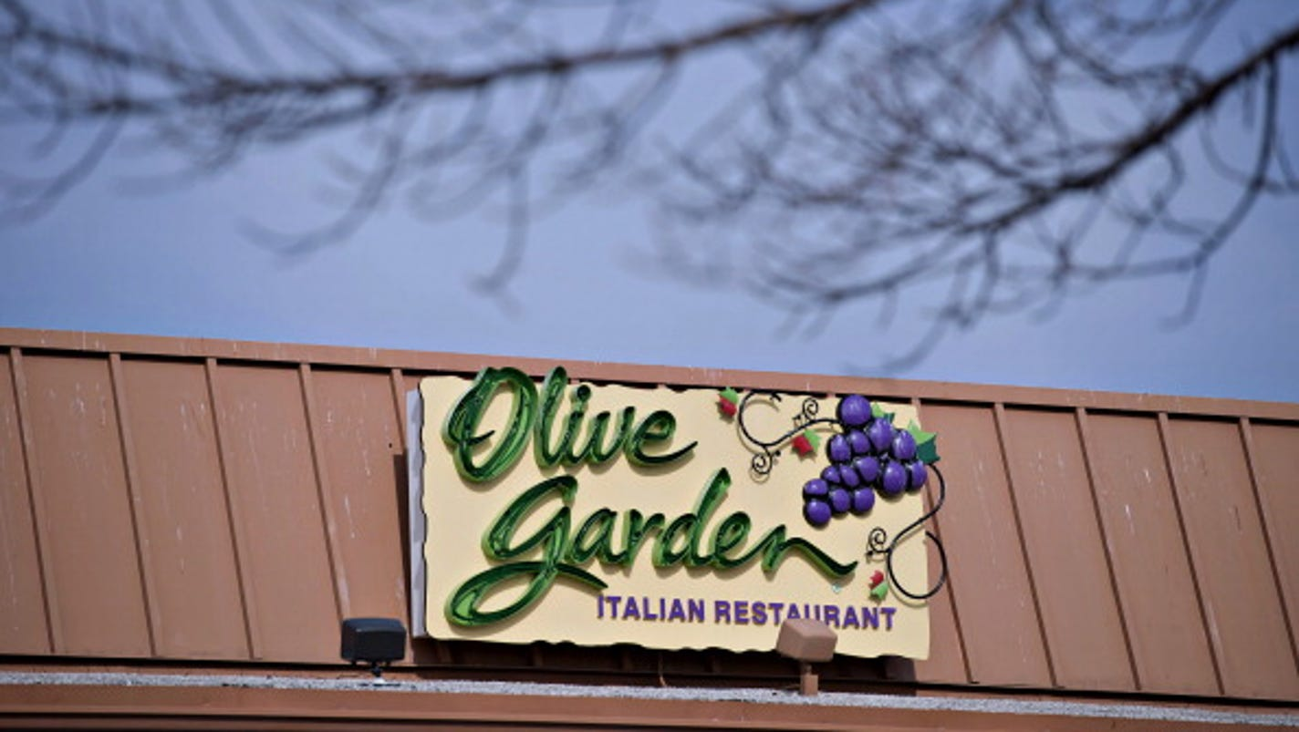 Nd man eating only olive garden for 49 days for Is olive garden open on thanksgiving