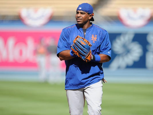 MLB: NLDS-New York Mets at Los Angeles Dodgers-Workouts