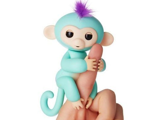 Fingerlings are among the hottest toys for the 2017 holidays.