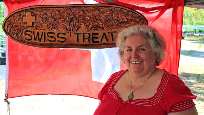 Barbara Berchtold is owner of Barbara's Swiss Treats, which offers artisanal cheeses and homemade baked items at Wickham Park Farmers' Market and The Farm at Rockledge Gardens.