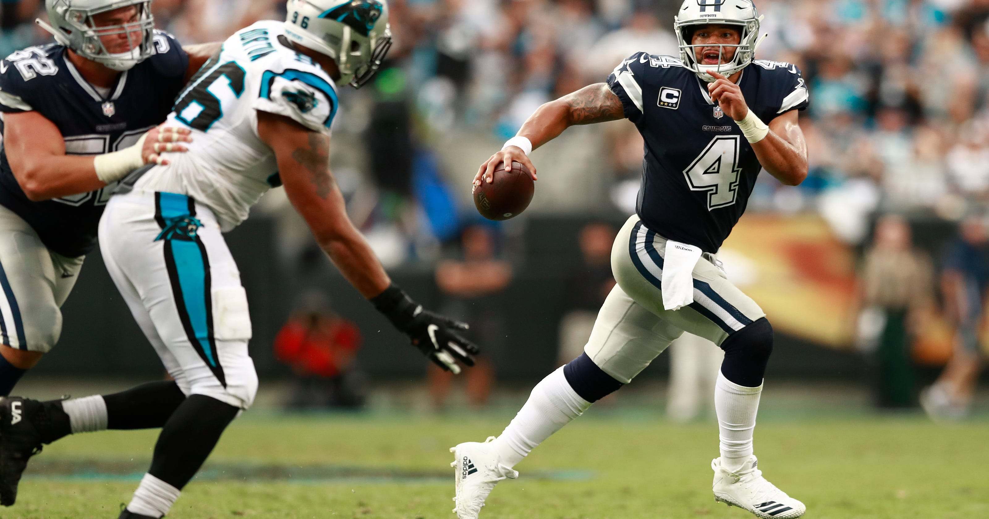 Cowboys QB Dak Prescott takes another step back as Dallas opens with loss b91599d19