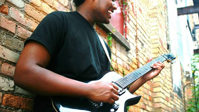 Larry Sumner of Jackson will perform at Saturday's Beat in the Creek.