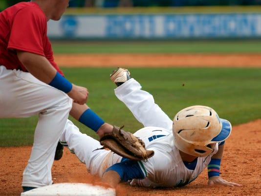 UWF Vs. West Georgia Baseball