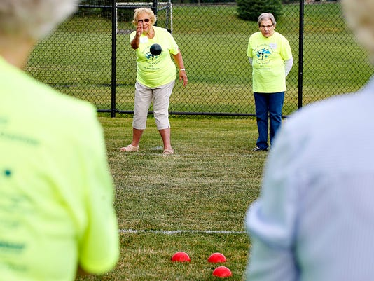 York County Senior Games