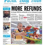 Today's PDN being delivered
