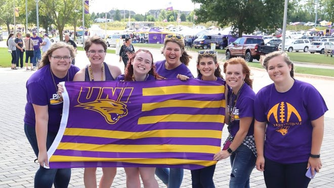 The University of Northern Iowa, located in Cedar Falls, is one of three 4-year Regents institutions in the state.