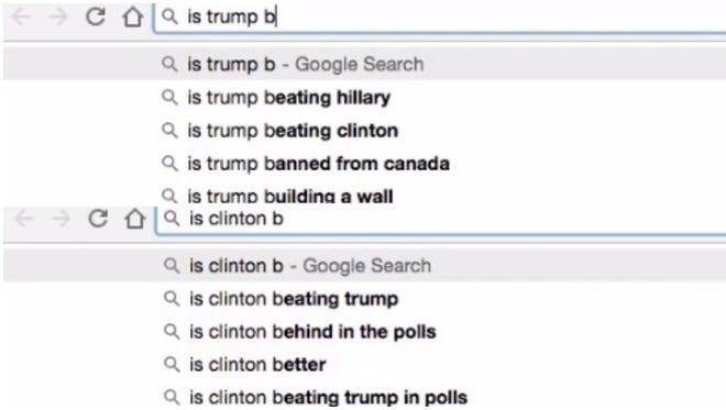 Is Trump/Clint a ......