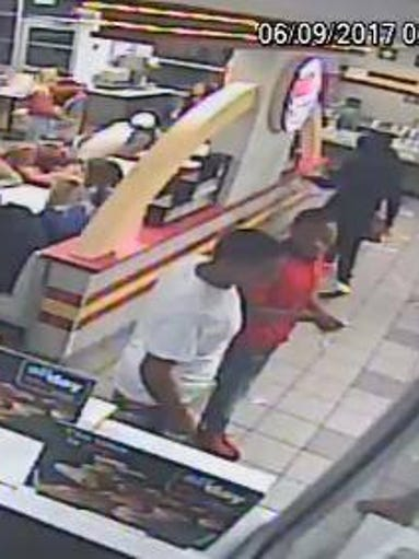 Suspects of interest in the Friday, June 9 shooting