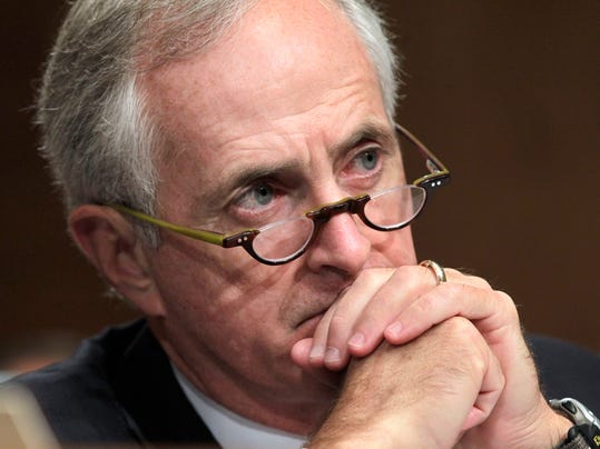 Corker's Moment