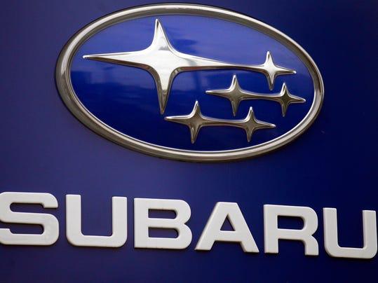 Subaru-Recall