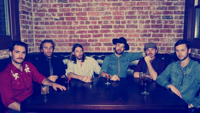 San Francisco folk-rock and Americana group Frankie Boots and the County Line are set to perform at 8 p.m. Friday at Bowie Feathers, 209 S. El Paso St.