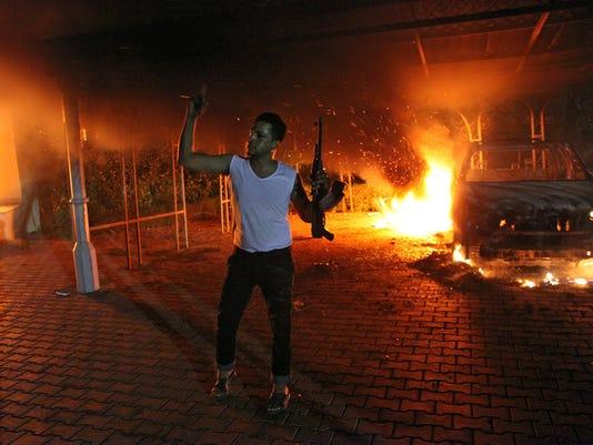 Benghazi compound raid