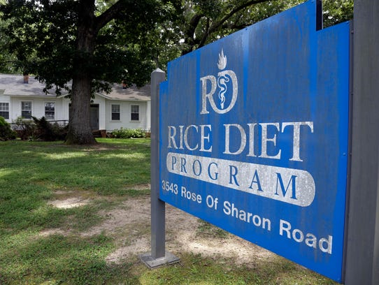 Rice Diet facility