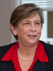 APP edit board with Carol Rizzo, Ocean Grove, democratic candidate for Freeholder in Monmouth Co.-September 22, 2015-Neptune, NJ.-Staff photographer/Bob Bielk/Asbury Park Press