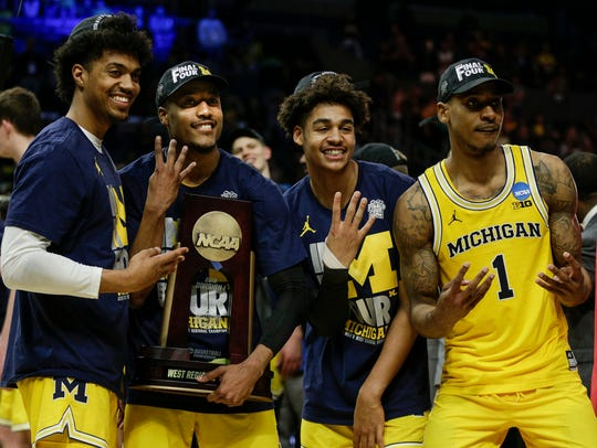 Michigan's basketball team finished runner-up in the NCAA tournament last season. Is another great season on tap?