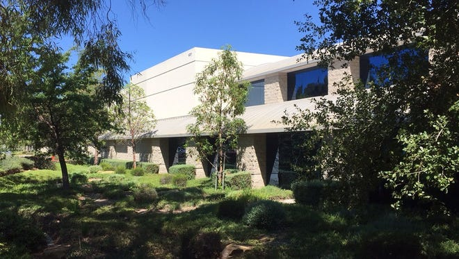 The Rancho Simi Recreation and Park District's new headquarters at 4201 Guardian St. in Simi Valley.
