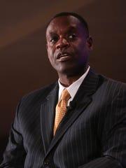 Detroit Emergency Financial Manager Kevyn Orr speaks