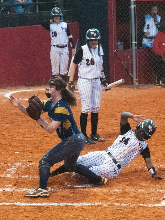 Gulf Breeze Vs. WFHS Softball