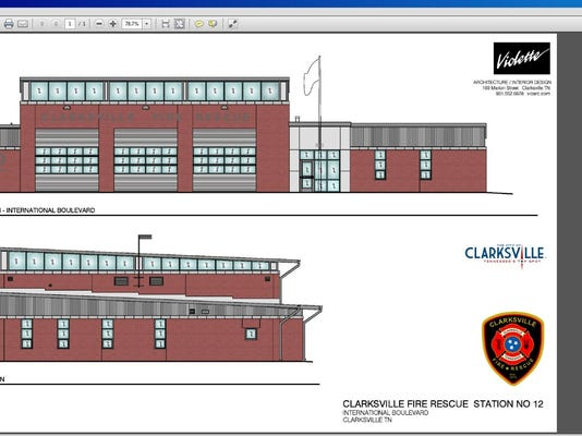 Fire Station 12