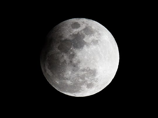This spring will include back-to-back supermoons, where the Earth's natural satellite looks larger than usual.