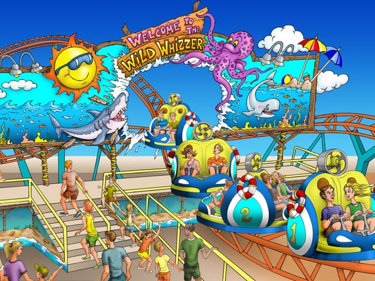 Nobody beats the Whizz? You'll have to go to Wildwood