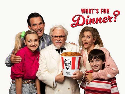 Real KFC Colonel
