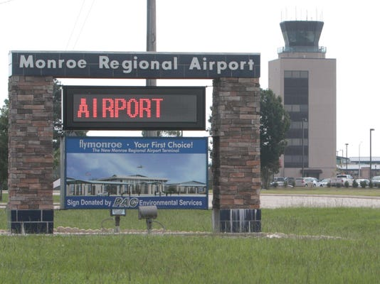 Monroe Regional Airport Improvements