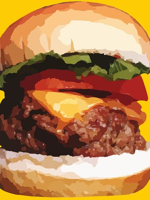Over 50 styles of burgers will be available this weekend during The Great American Backyard Burger & Rib Festival.