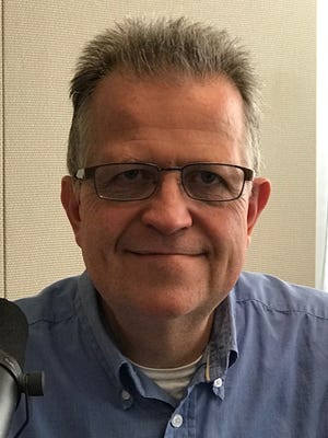 Jerry Bader, former host of talk show at WTAQ-AM radio in Green Bay.