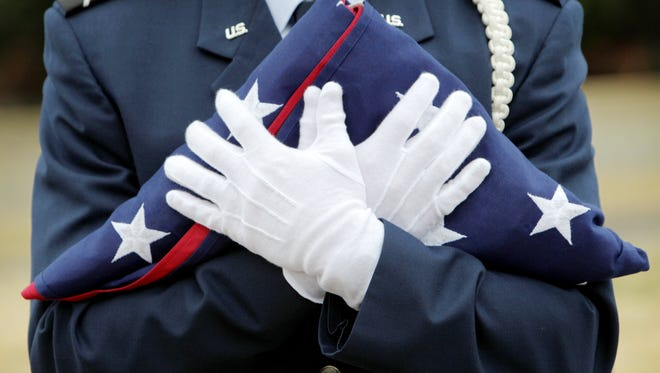 Memorial Day -- a day of remembrance for those who gave their lives serving the country.