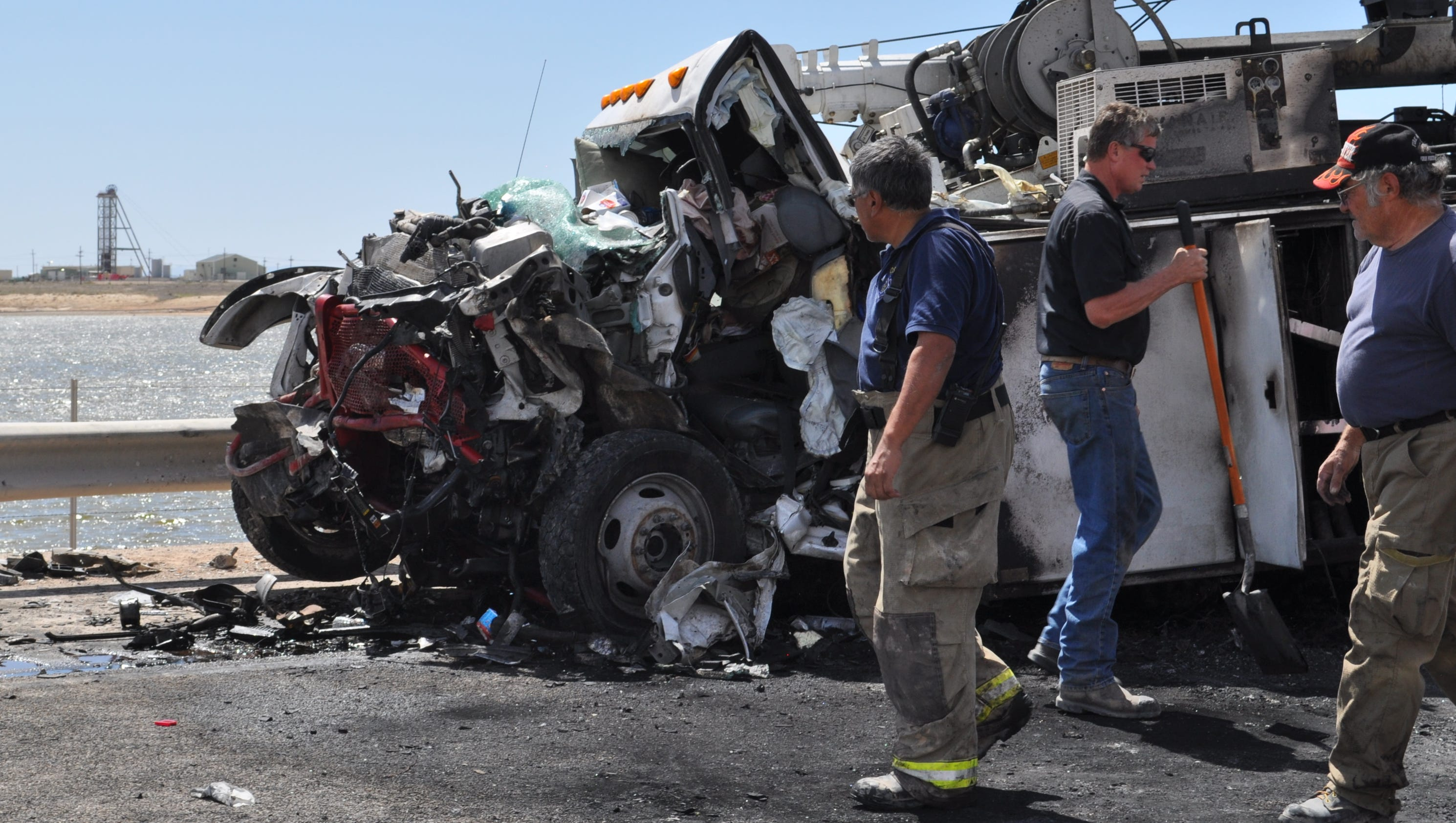 Fatal Accident Near Loving Closes Road 128