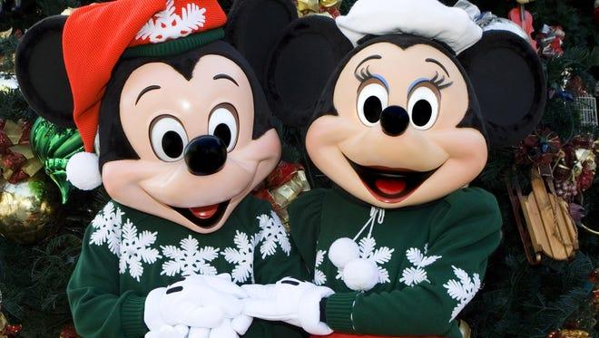 Twelve confirmed or suspected measles cases have been linked to Disneyland or Disney California Adventure Park.