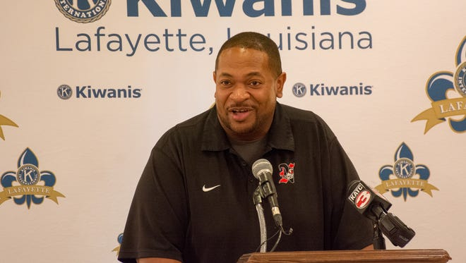The Kiwanis Crying Towel with Non-Select coaches was held Tuesday.
