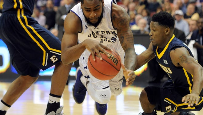 Mike Brown scored 11 points for Western Carolina Thursday night.