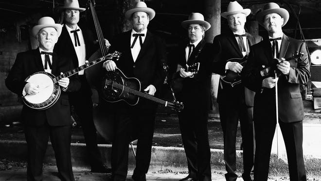 The Earls of Leicester are nominated for the IBMA Entertainer of the Year Award