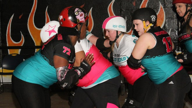 The Iron Maidens will hang tough for their season opener March 11.